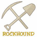 Rockhound bordó la camiseta