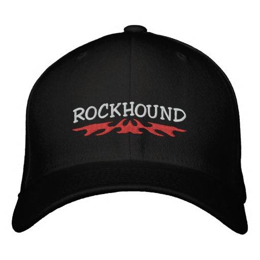 Rockhound Embroidered Cap
