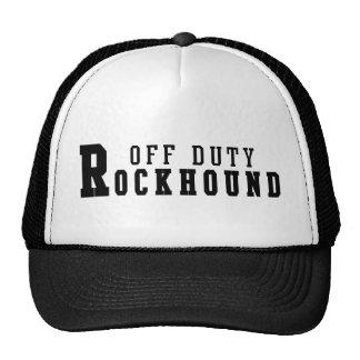 Rockhound Off Duty Mesh Hat