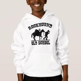 Rockhound Old School Hoodie