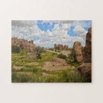 Rockhound Park New Mexico. Jigsaw Puzzle
