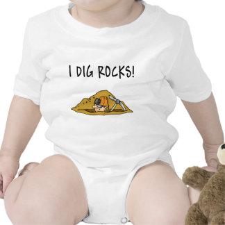 Rockhound T-Shirt Bodysuits