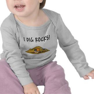 Rockhound T-Shirt Tee Shirt