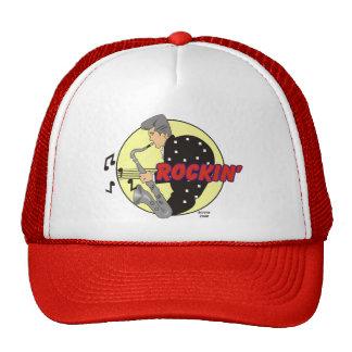 Rockin'-2 Gorro De Camionero