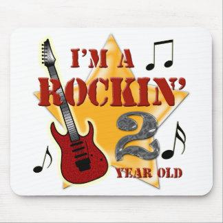 Rockin' Age 2 Mouse Pad