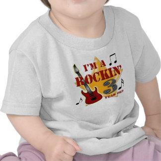 Rockin' Age 3 Shirt