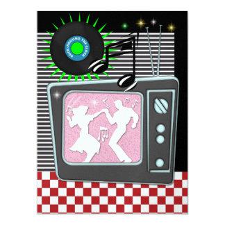 Rockin Around the Clock - SRF Card