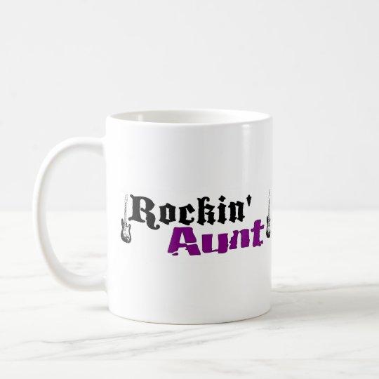 Rockin Aunt Coffee Mug
