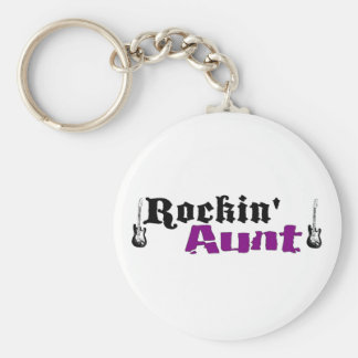 Rockin Aunt Key Chains