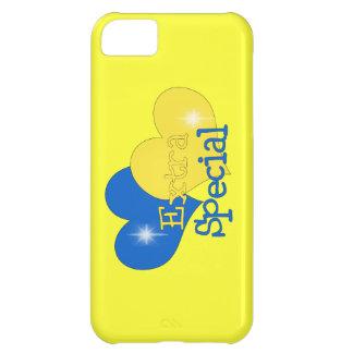 Rockin azul y amarillo