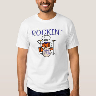 rockin big bro t shirt