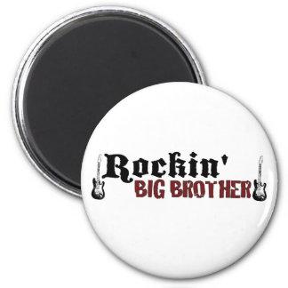 Rockin Big Brother Magnet