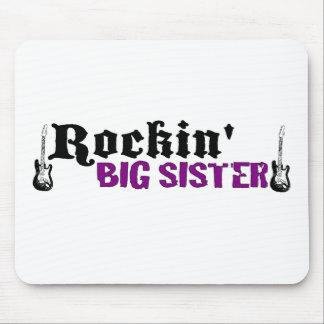 Rockin Big Sister Mouse Pad