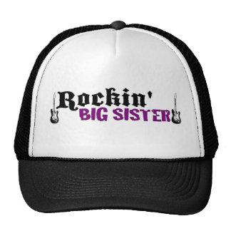 Rockin Big Sister Trucker Hat