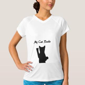 Rockin' Cat Ladies Performance Micro-Fiber T-Shirt
