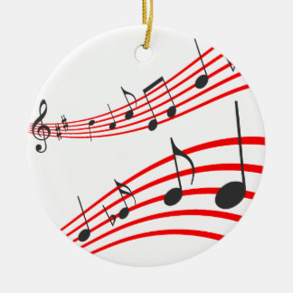 Rockin' Christmas Ornament