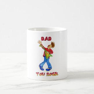 Rockin' Dad Mug