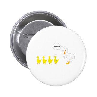 Rockin Ducky Buttons