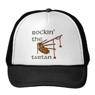 Rockin el tartán gorro de camionero