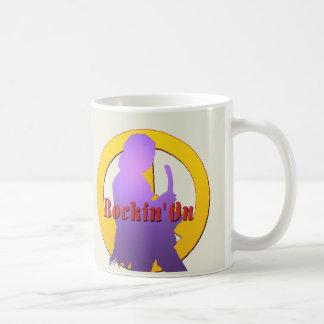 Rockin en la taza