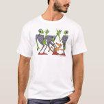 Rockin Feto by Gregory Gallo T-Shirt