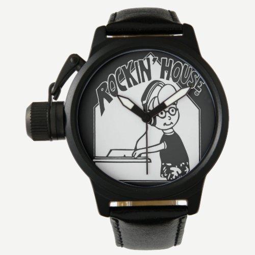 Rockin' House DJ eWatch Wristwatch