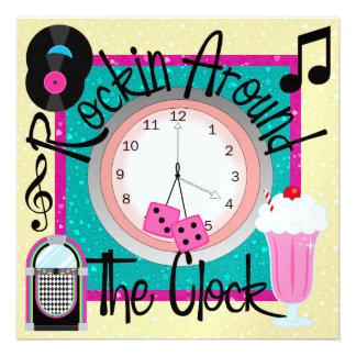 Rockin las veinticuatro horas del día va de fiesta comunicados