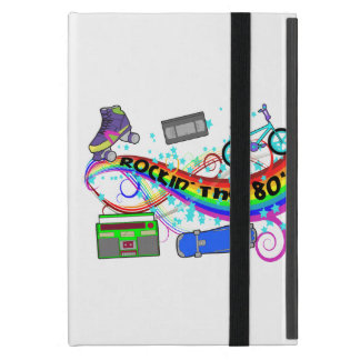 Rockin los años 80 iPad mini cárcasa