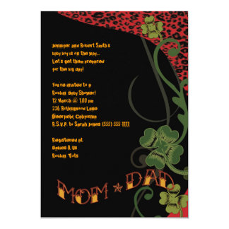 Rockin' Mom & Dad Card