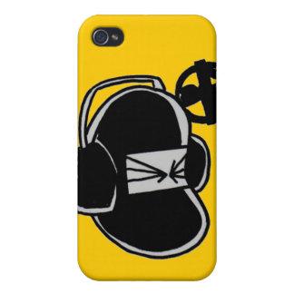 Rockin Ninja iPhone 4/4S Carcasas