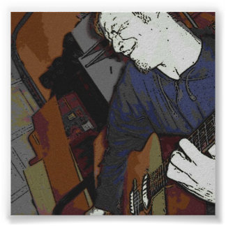 Rockin' out! poster