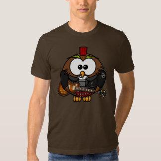 ROCKIN' OWL FUN Graphic TEE