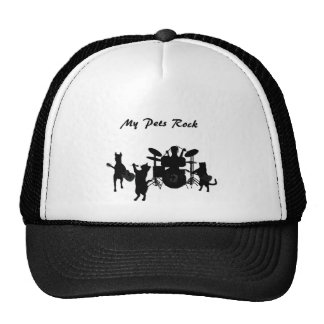 Rockin' Pets Hat