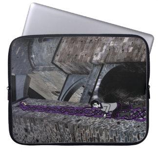 Rockin' Raven Celtic Rapunzel Computer Sleeve