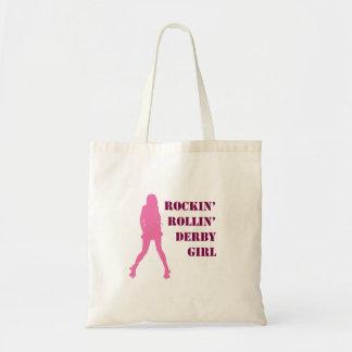 Rockin' Rollin' Derby Girl Bag