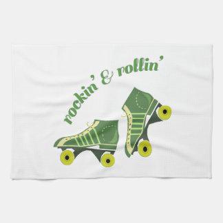 Rockin & Rollin Kitchen Towels