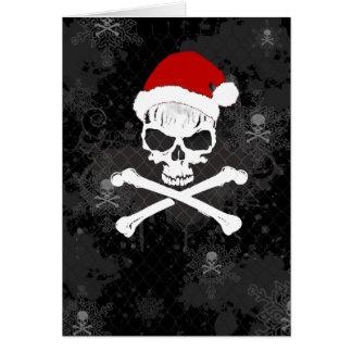 Rockin' Santa Card