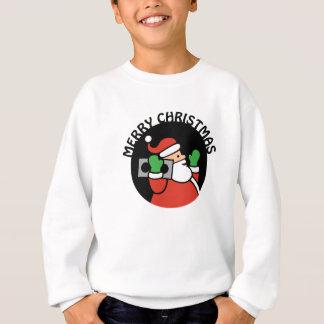 Rockin' Santa Kids Sweatshirt