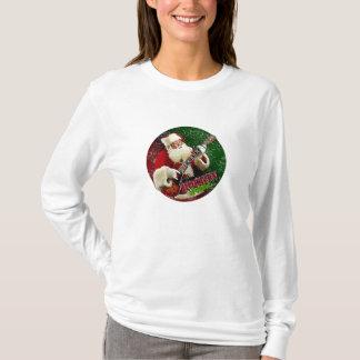 Rockin Santa T-Shirt