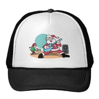 Rockin' Santa Trucker Hat