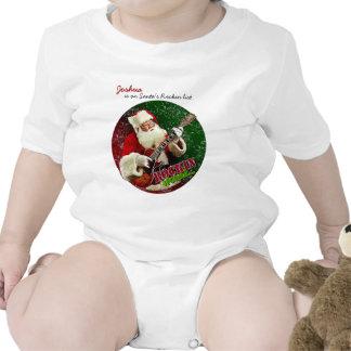 Rockin Santa T Shirt