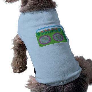 Rockin' Stereo Pet Tee Shirt