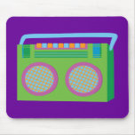 Rockin' Stereo Mousepad