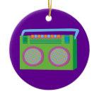 Rockin' Stereo ornament