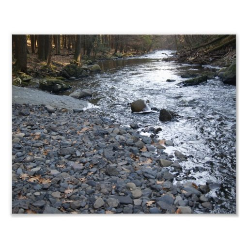 Rockin Stream 10x8 Photographic Print