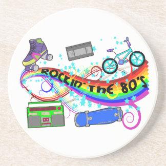 Rockin The 80s Coaster