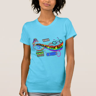 Rockin The 80s Tshirts