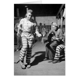 Rockin' the Jailhouse, 1941 Card