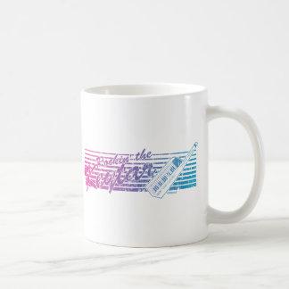 Rockin' the Keytar Mugs