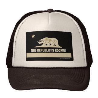 Rockin the Republic Cap Trucker Hat